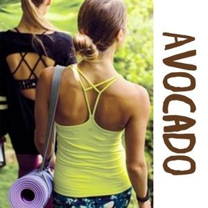 Avocado Activewear Workout Tank Top Small NEW